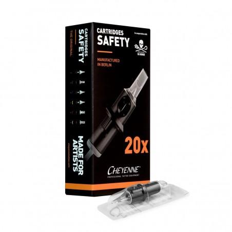 01 - Liner Cheyenne Safety 20X