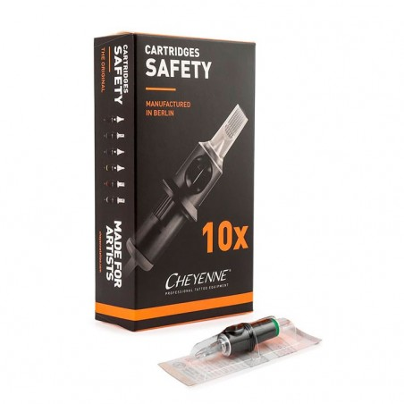Magnum - Cheyenne Safety Cartridges 10X -