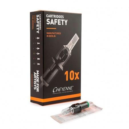 03 - Magnum Safety Cheyenne 10X