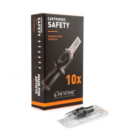 01 - Liner Safety Cheyenne 10X