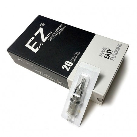Round - EZ Revolution Cartridges -