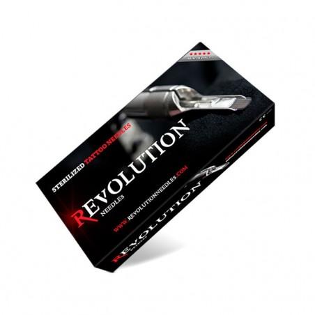 02 - Round Shader - Agujas Revolution -