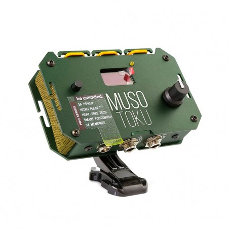 MusoToku - Army Green - Power Supply