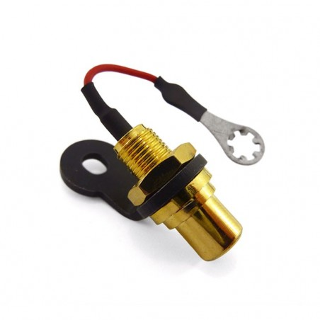 Conector RCA 2 - Five Moths -