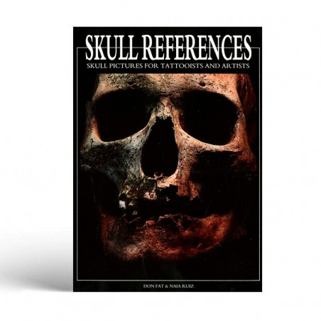 Libro - Skull References - Don Fat & Naia Ruiz -