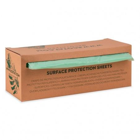 Caja de 30 Láminas para Proteger Superficies ECOTAT 1200mm x 900mm