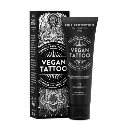 Vegan Tattoo - Full Protection -