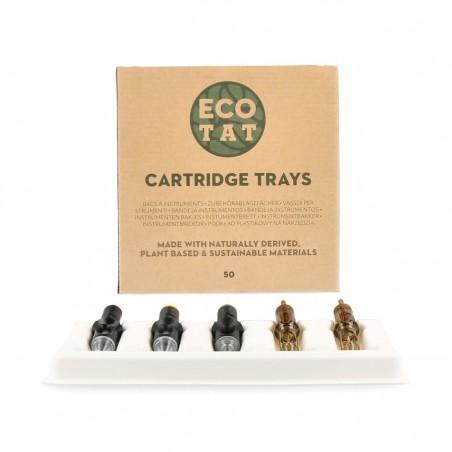 Bandejas para Cartuchos - ECOTAT - Caja 50 uds.