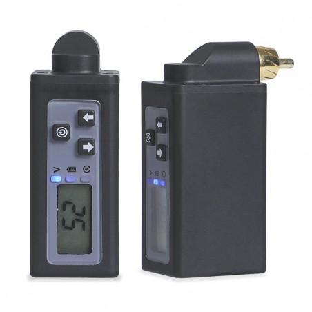 Batería Fuente de Alimentación Portátil 2000MAH Conector RCA