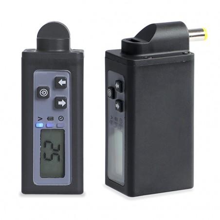 Batería Fuente de Alimentación Portátil 2000MAH Conector DC