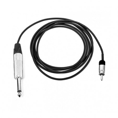 Clip Cord Five Moths Basic - Mini RCA to Jack -