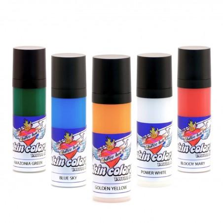Tinta Homologada Skin Colors