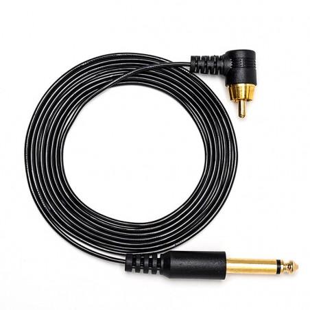 Cable RCA 90º Economy Line