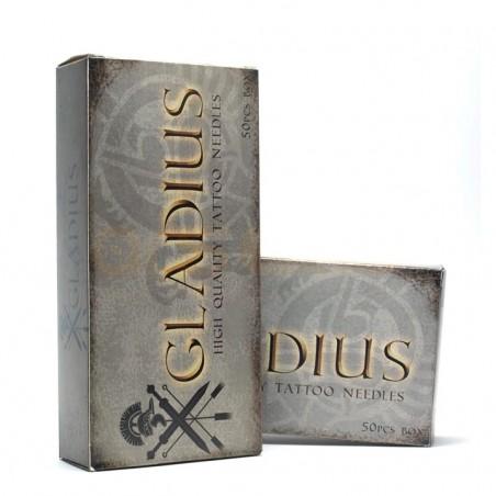 01 - Round Liner - Agujas Gladius -