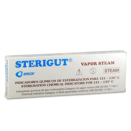 Sterigut - Indicadores Químicos de Esterilización