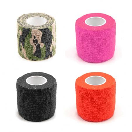 Self-Adhesive Bandage With Latex - Black -