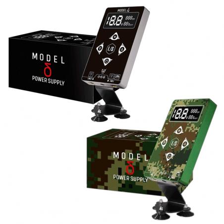 AVA Model 4 - Fuente de Alimentación Digital