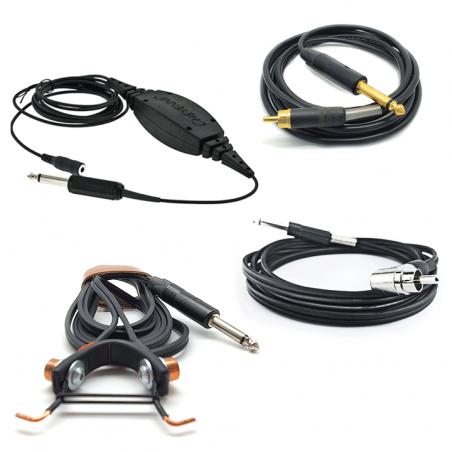 Clip Cord, RCA y adaptadores