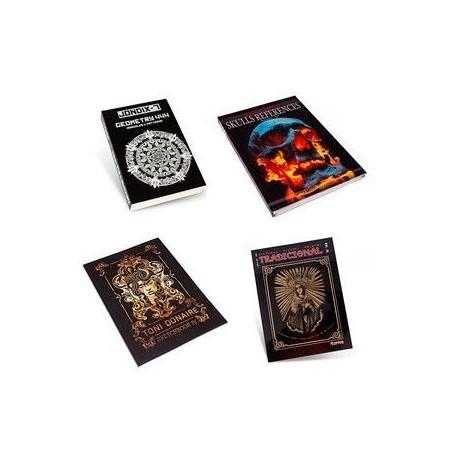 Libros y Sketchbooks
